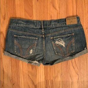 Hollister Shorts - Hollister Jean Shorts 5/27